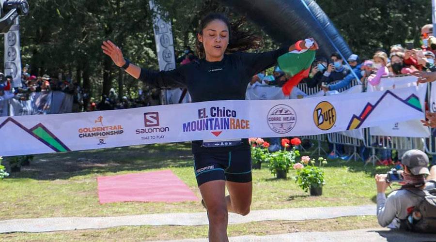 Por la contingencia, Jael no podrá correr en el Golden Trail Championship | El Imparcial de Oaxaca