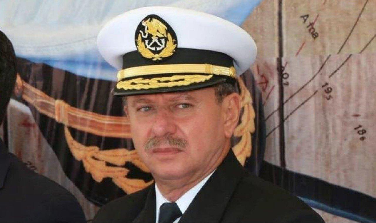 Secretario de Marina, Rafael Ojeda da positivo a Covid-19   El Imparcial de Oaxaca