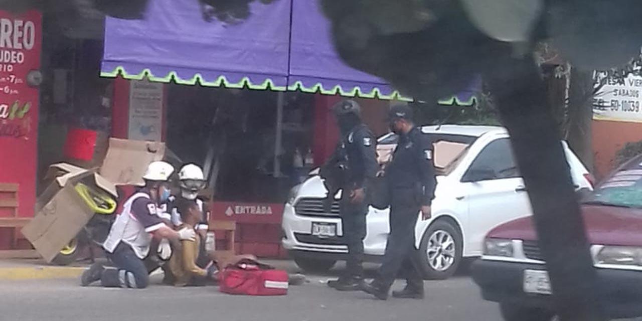 Atropellan y abandonan a mujer en la capital oaxaqueña | El Imparcial de Oaxaca