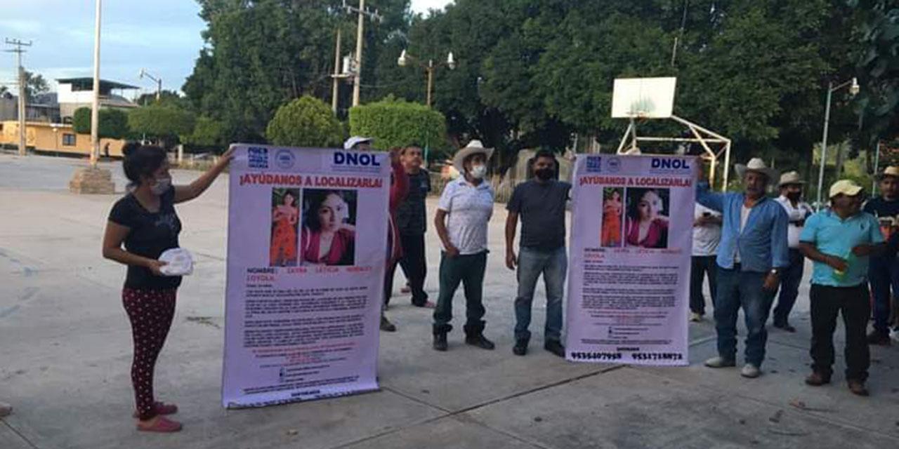 Busca desesperadamente a una joven desaparecida en Santa María Xochixtlapilco   El Imparcial de Oaxaca