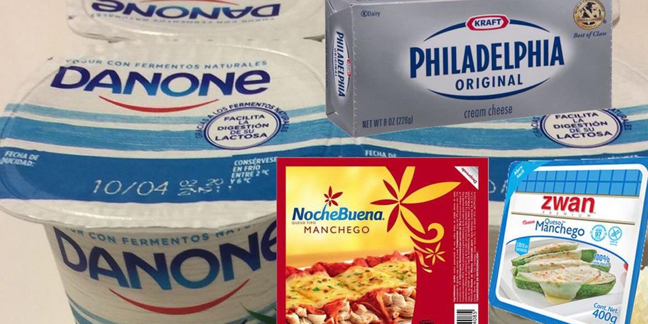 Quesos engañaban al no ser '100% leche'; Benegastro debe hasta cambiar nombre: Profeco | El Imparcial de Oaxaca