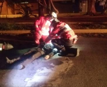 Identifican a motociclista que murió tras impacto en San Sebastián Tutla