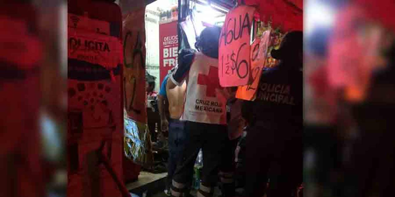 Atacan a un hombre en la Central de Abasto con arma blanca | El Imparcial de Oaxaca