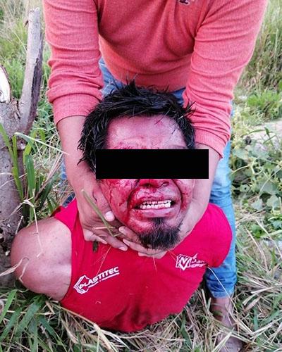 Casi es linchado en Granjas Aguayo Xoxo | El Imparcial de Oaxaca