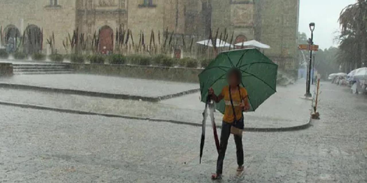 Lluvias extraordinarias afectarán sureste de México | El Imparcial de Oaxaca