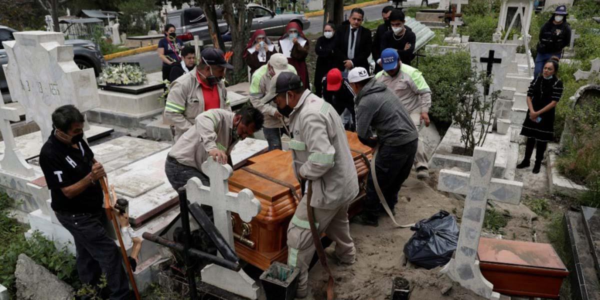 Anuncia AMLO tres días de luto nacional por las víctimas de Covid-19 | El Imparcial de Oaxaca