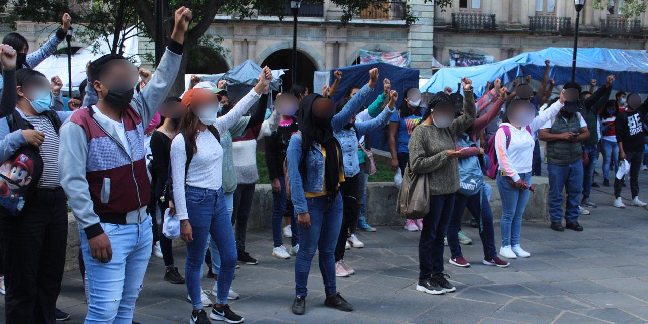 Disminuyen protestas en Oaxaca durante cuarentena   El Imparcial de Oaxaca