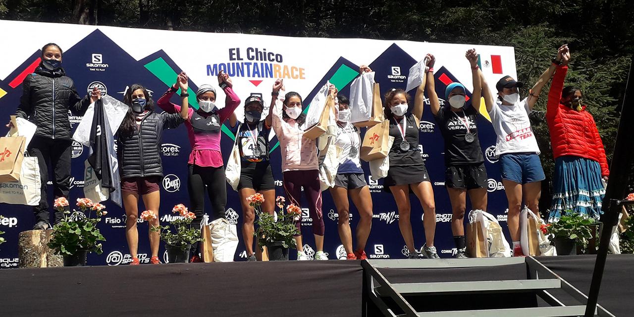 Bañan en oro su participación en el Mountain Race | El Imparcial de Oaxaca