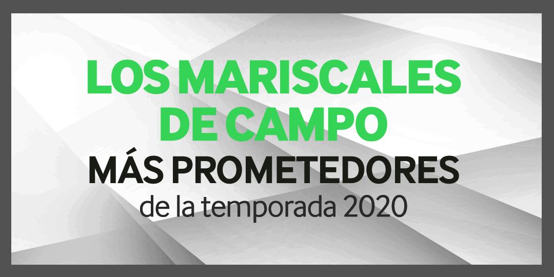 Seis mariscales del Draft llamados a triunfar en la NFL 2020 | El Imparcial de Oaxaca