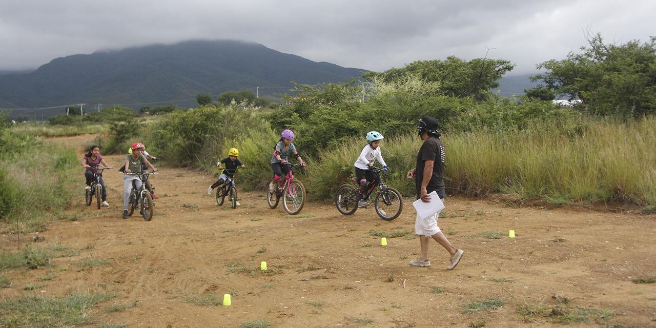 Dan impulso al ciclismo BMX en Oaxaca