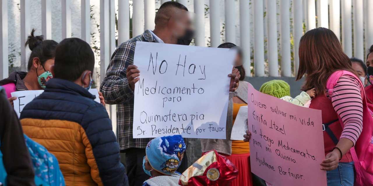 Robo de medicamentos sin efecto en Oaxaca | El Imparcial de Oaxaca