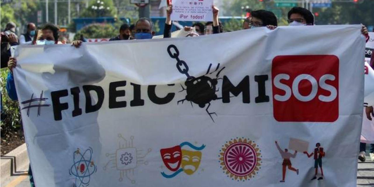 PRD truena contra extinción de fideicomisos | El Imparcial de Oaxaca