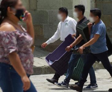 Falla reporte epidemiológico de Oaxaca
