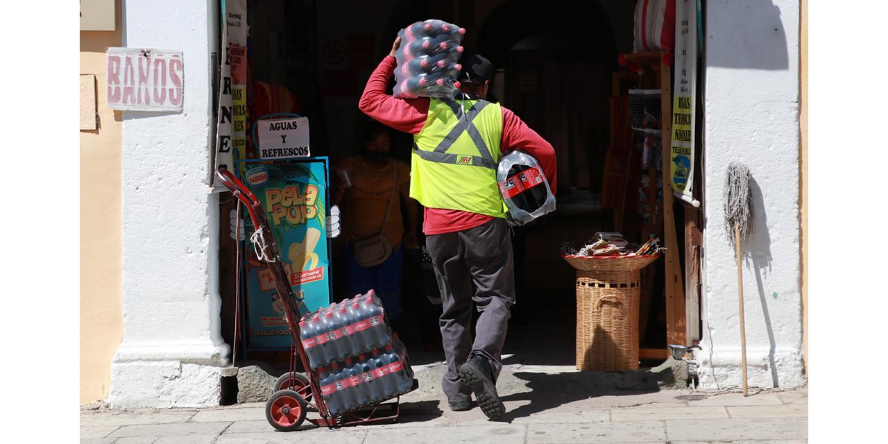 Inservible, Ley contra PET | El Imparcial de Oaxaca