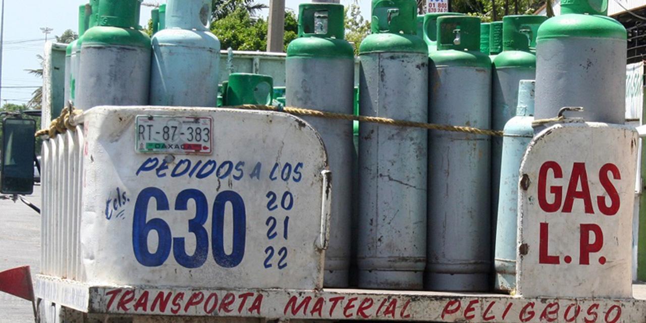 Se dispara precio del gas LP   El Imparcial de Oaxaca
