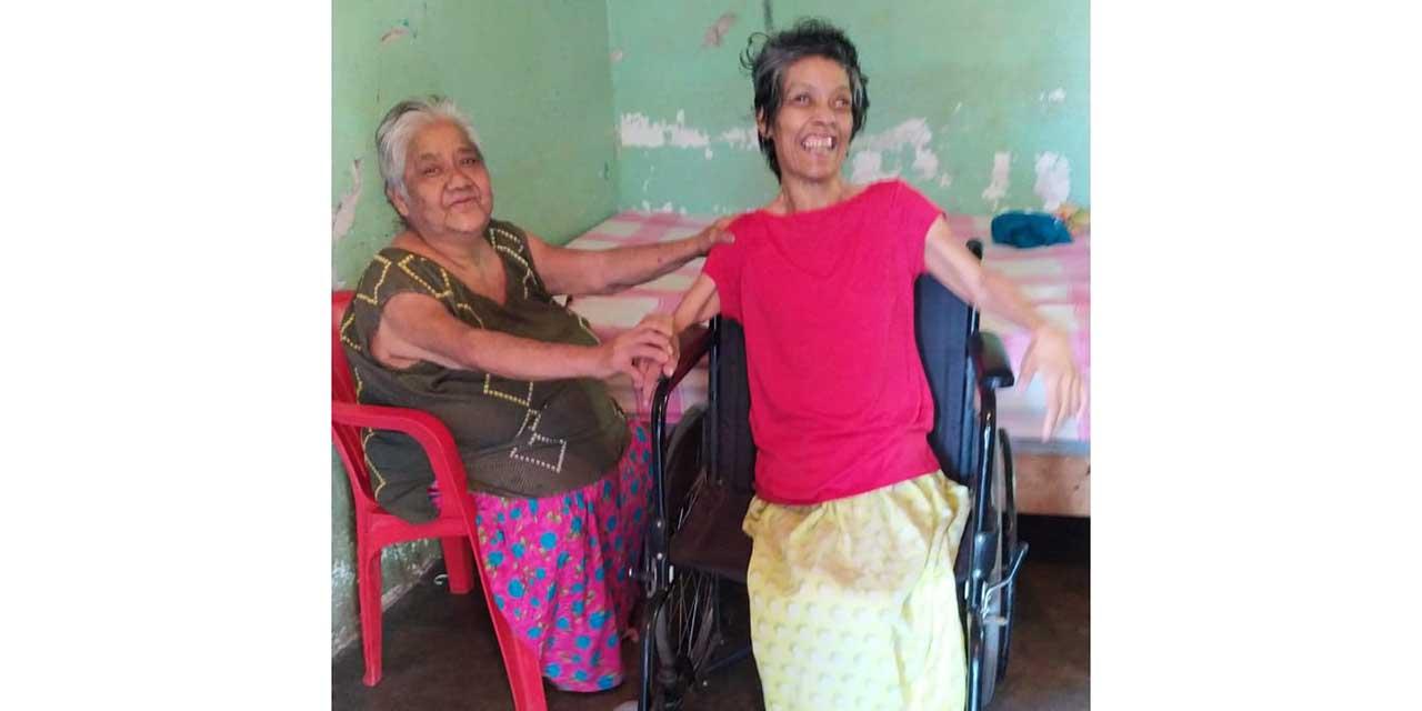 Dejan fuera de programa a personas con discapacidad del Istmo