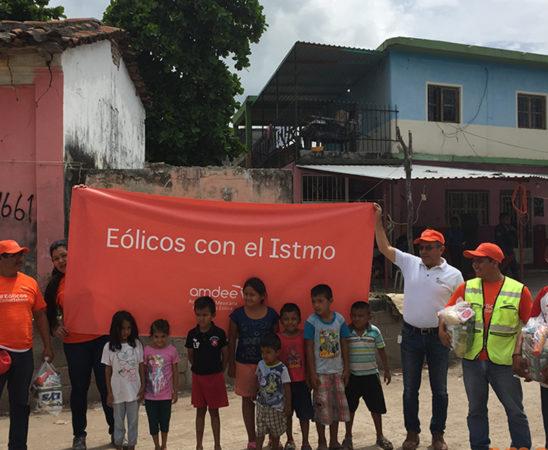 AMDEE se sumó a los apoyos Covid en Oaxaca