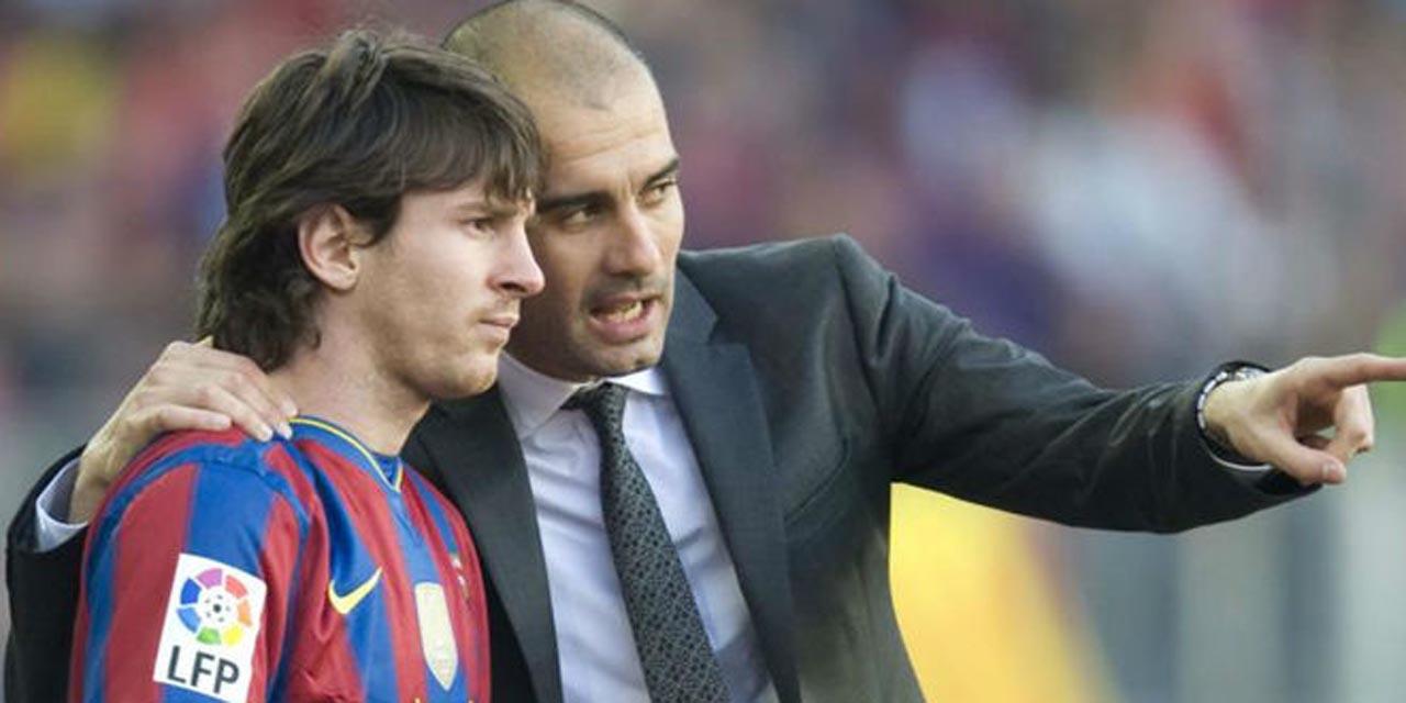 Pep Guardiola quiere que Messi se retire en el Barcelona | El Imparcial de Oaxaca