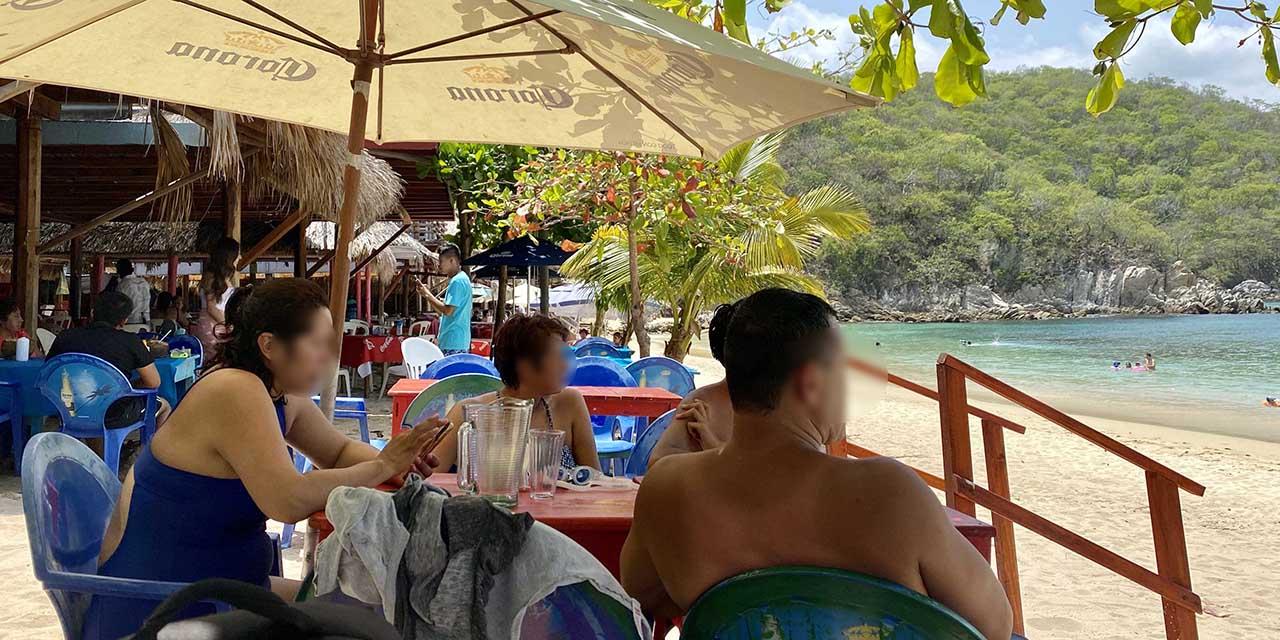 Huatulco, destino de playa con menos casos | El Imparcial de Oaxaca
