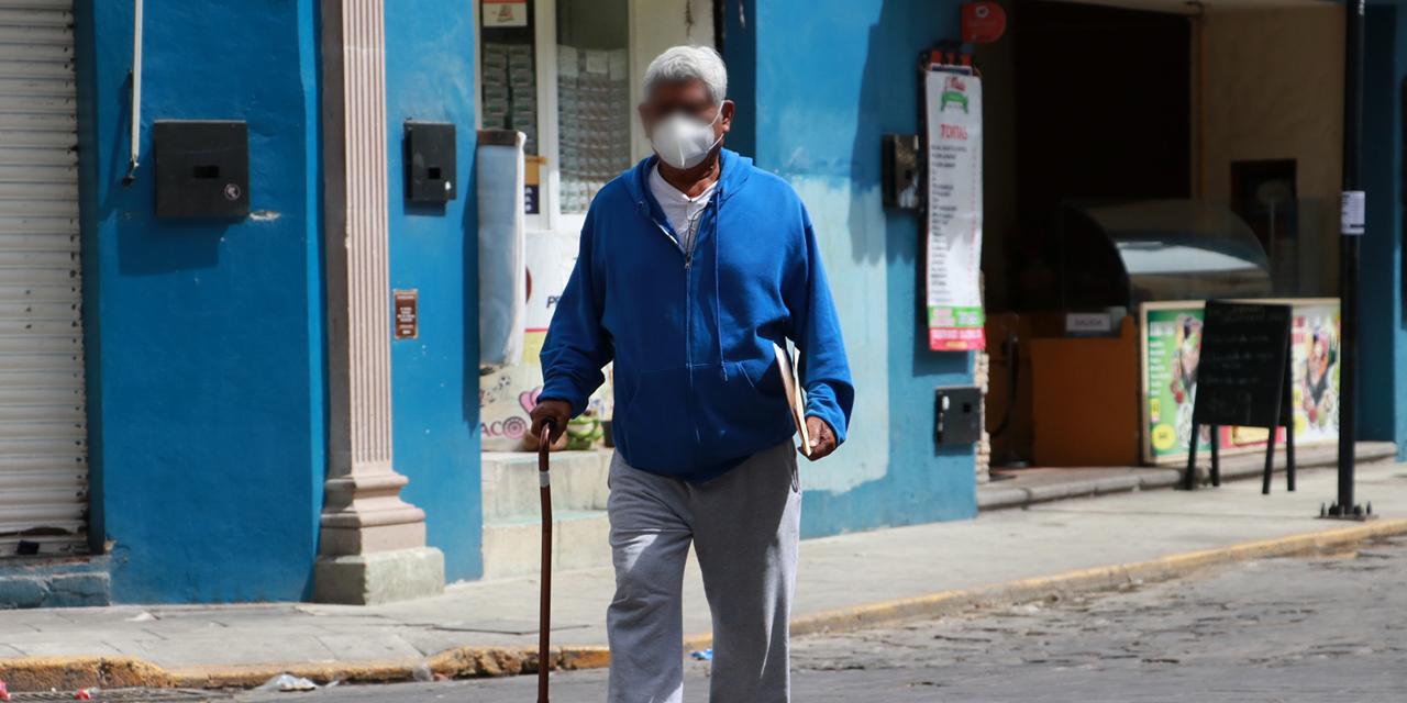 59 decesos en adultos mayores por Covid en primeros días de noviembre | El Imparcial de Oaxaca