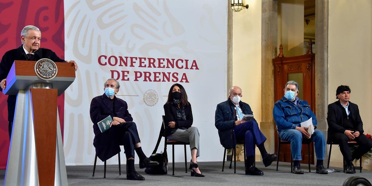 No puede UIF investigar a políticos mencionados por Emilio Lozoya sin solicitud de la FGR: AMLO | El Imparcial de Oaxaca
