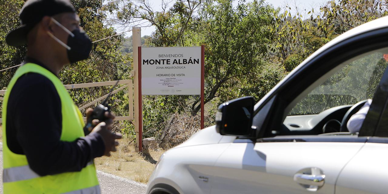 Monte Albán brilla de nuevo