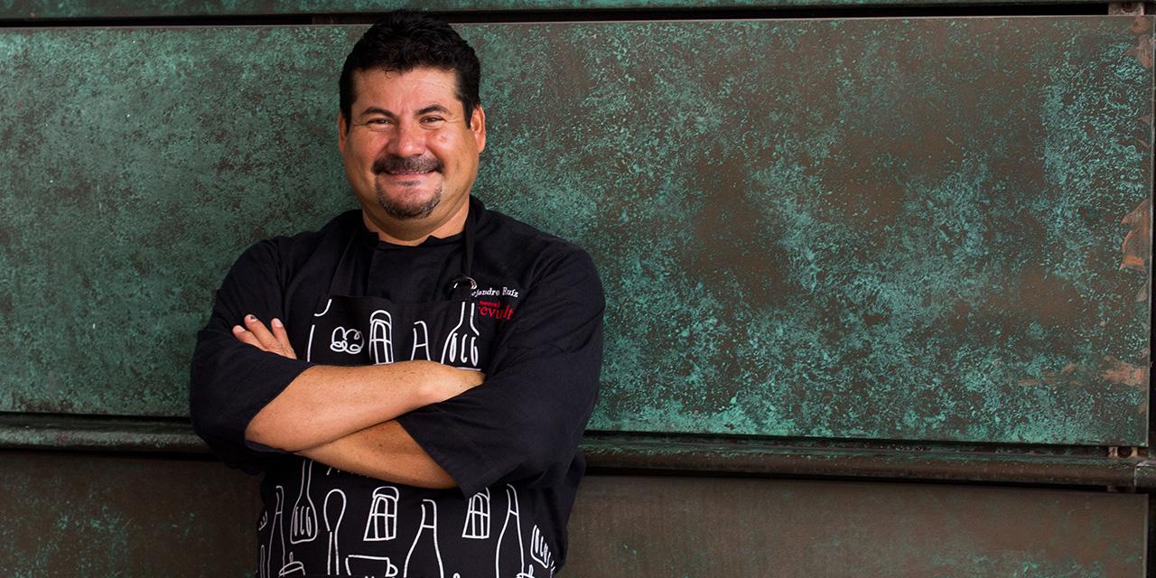 Un diario con trayectoria limpia: Chef Alejandro Ruiz | El Imparcial de Oaxaca