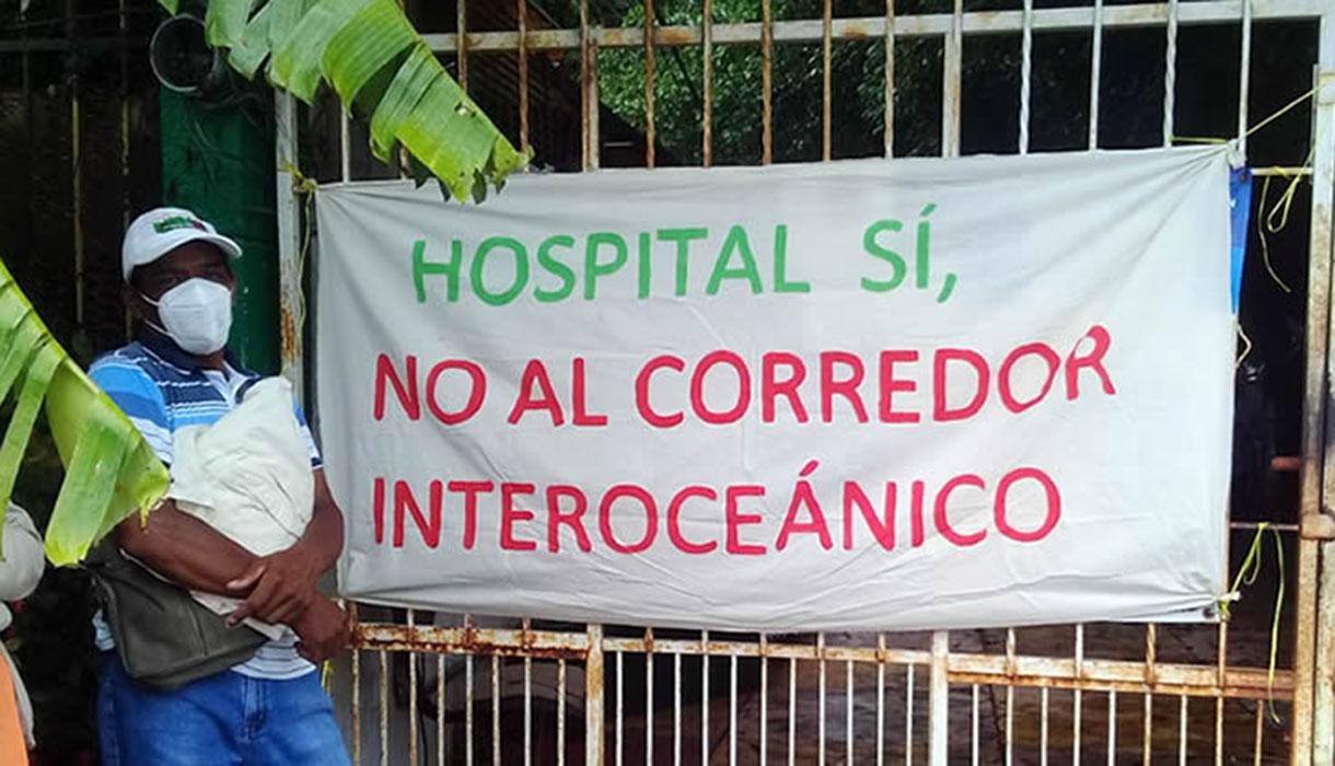 Denuncian persecución contra  opositores a Corredor Transístmico | El Imparcial de Oaxaca