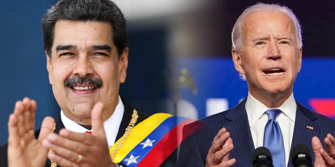 Nicolás Maduro felicita a Joe Biden y se dice dispuesto a dialogar | El Imparcial de Oaxaca