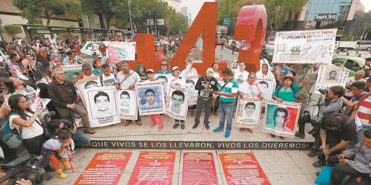 Formal prisión al capitán José Martínez, detenido por Caso Ayotzinapa   El Imparcial de Oaxaca