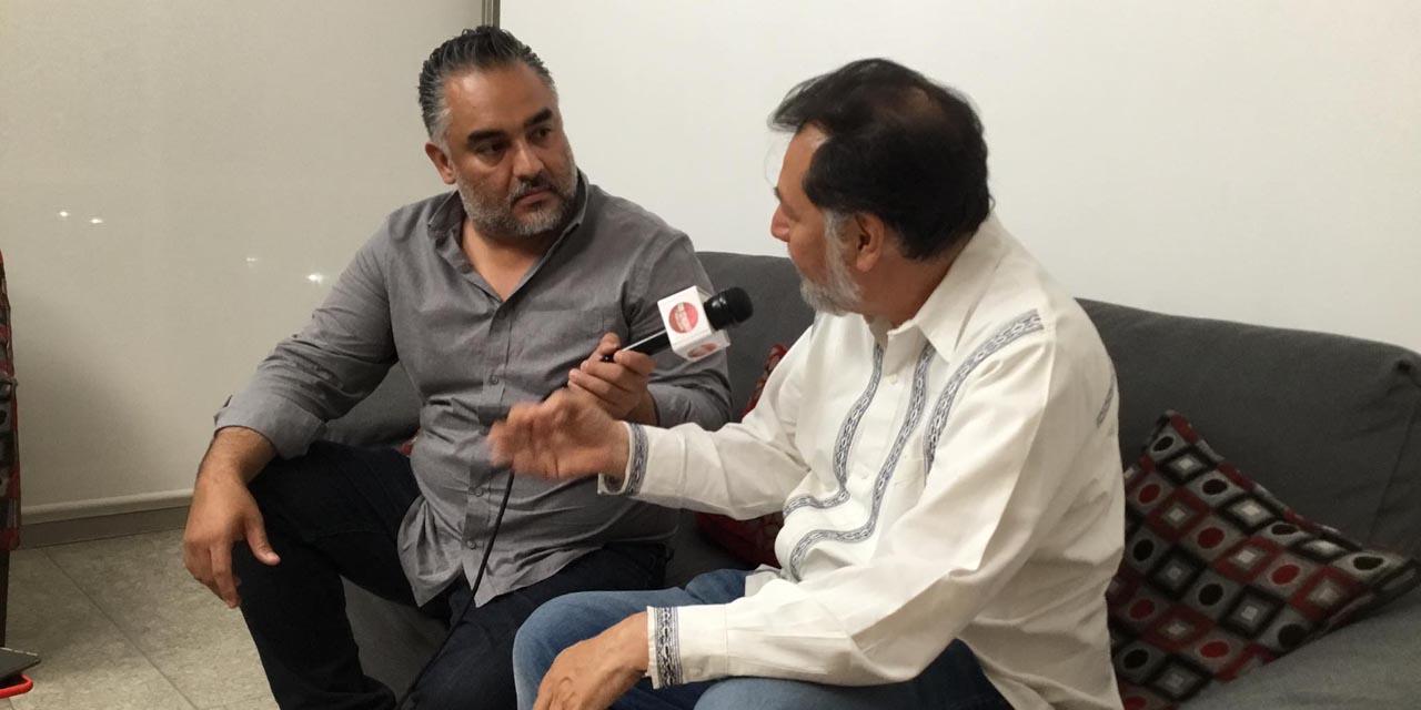 INE señala a Fernández Noroña por violencia política de género | El Imparcial de Oaxaca