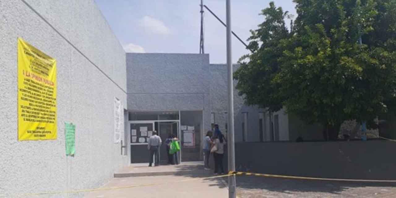 Hospital del ISSSTE de Huajuapan en la precariedad