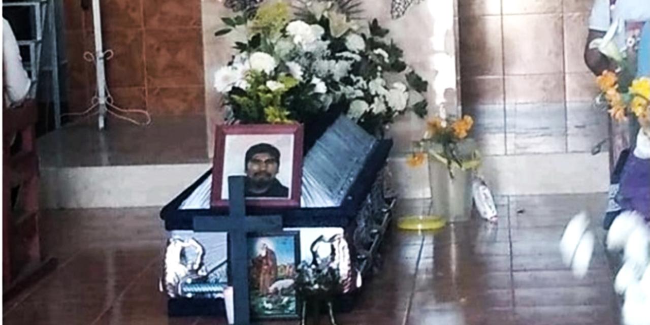 Exigen esclarecer el asesinato de Marco en La Mixteca | El Imparcial de Oaxaca