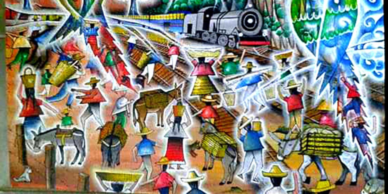 Presenta un mundo de creatividad hecho arte   El Imparcial de Oaxaca