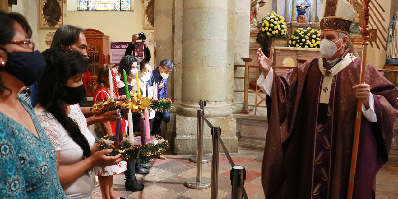 Insiste la Iglesia en el uso del cubrebocas | El Imparcial de Oaxaca