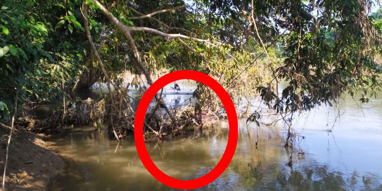 Localizan a hombre que se lo llevó el río | El Imparcial de Oaxaca