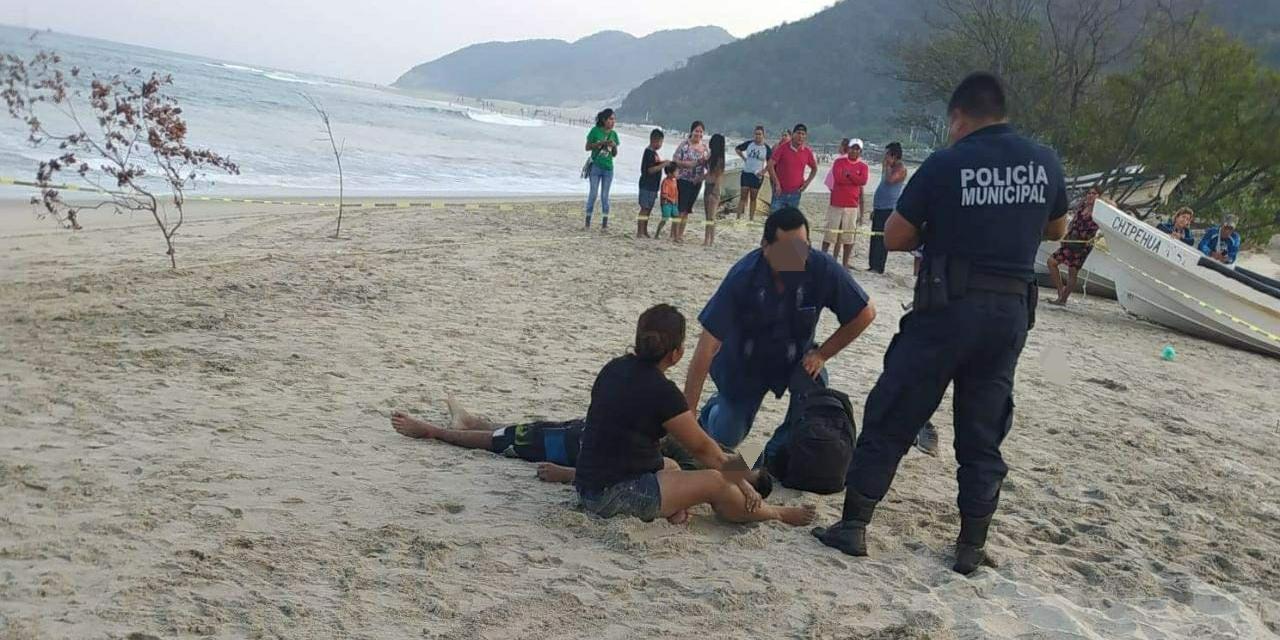 Hombre muere ahogado en playa Chipehua | El Imparcial de Oaxaca