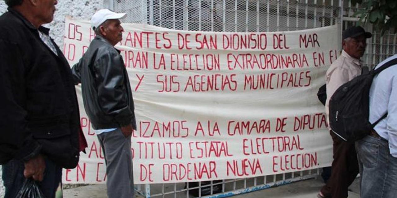 Renovarán autoridades en San Dionisio del Mar | El Imparcial de Oaxaca