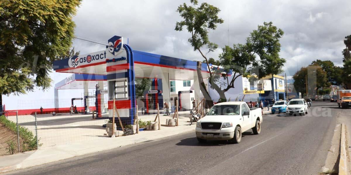 Vecinos rechazan instalación de gasolinera en barrio La Noria