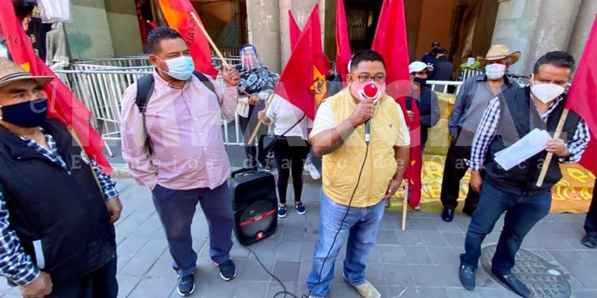Habitantes de San Antonio de la Cal anuncian bloqueos | El Imparcial de Oaxaca
