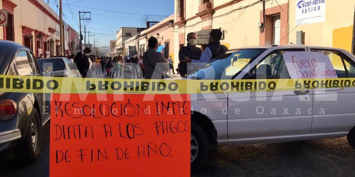 Sindicalizados del sector salud inician jornada de lucha | El Imparcial de Oaxaca