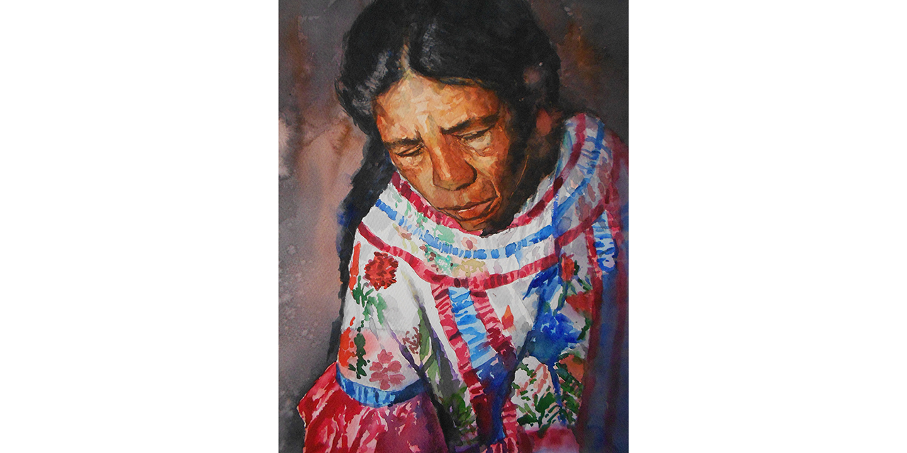 El artista puede vivir de su trabajo: José Herrera Gallegos