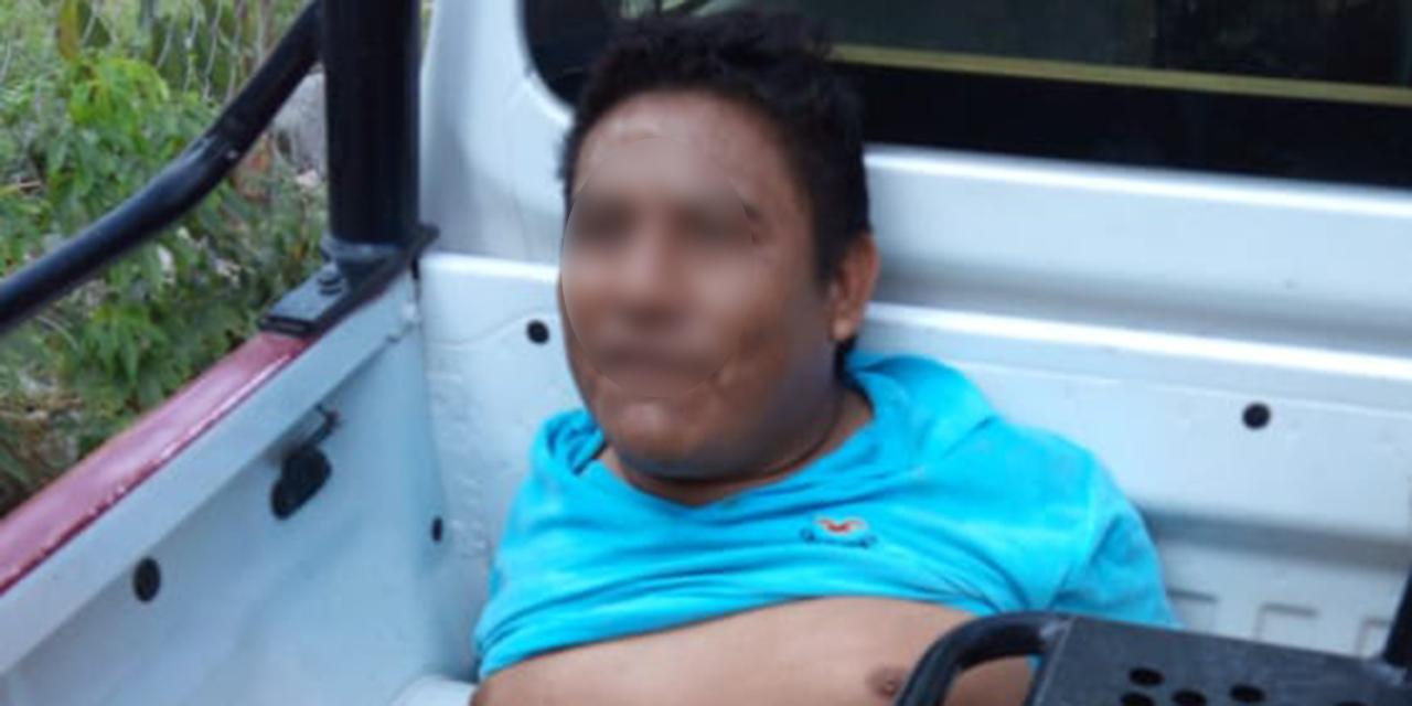 Detienen a un hombre por golpear salvajemente a mujer en Juchitán | El Imparcial de Oaxaca
