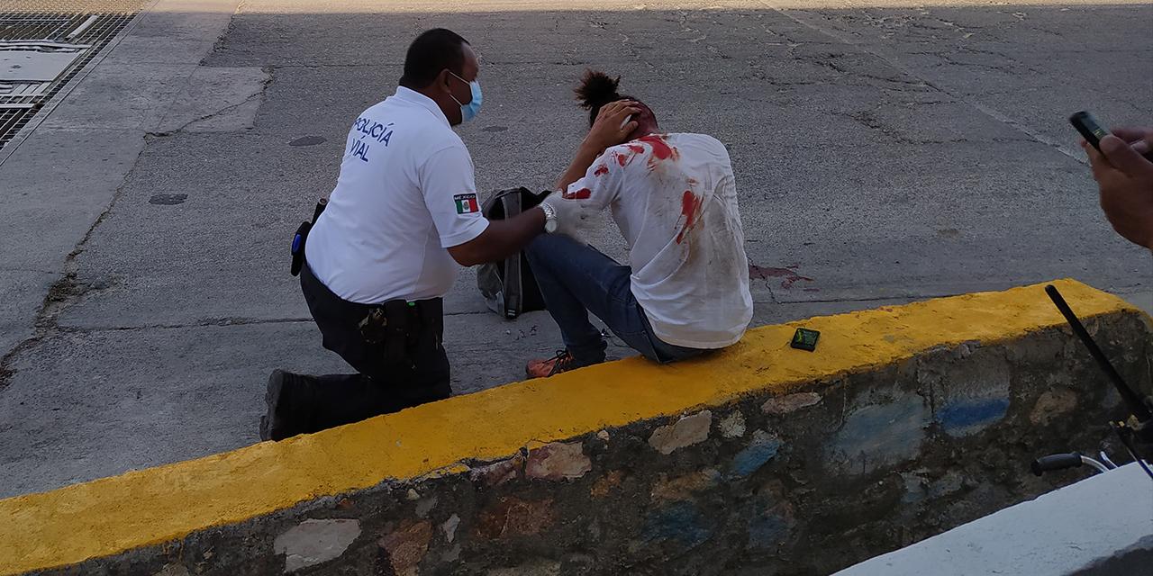 """""""Vehículo fantasma"""" atropella a ciclista en Salina Cruz   El Imparcial de Oaxaca"""