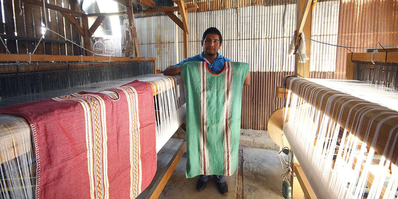 La ruta del textil, impulso para familias de artesanos