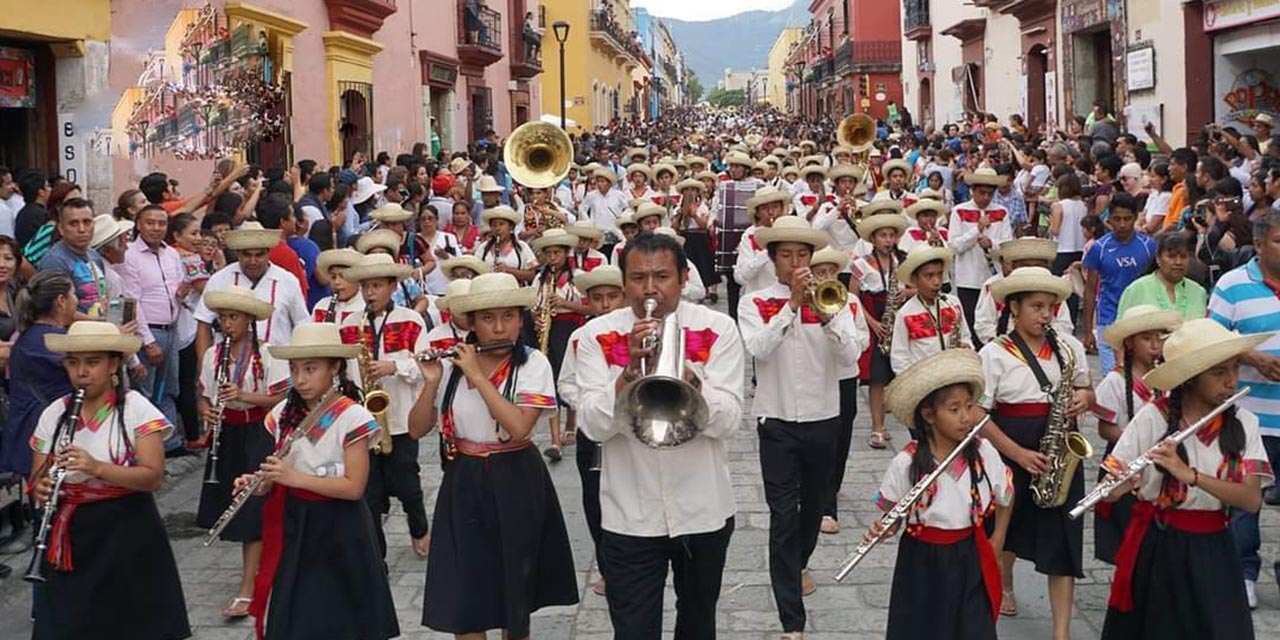 Banda sinfónica de Tlaxiaco prepara repertorio de los pueblos mixtecos