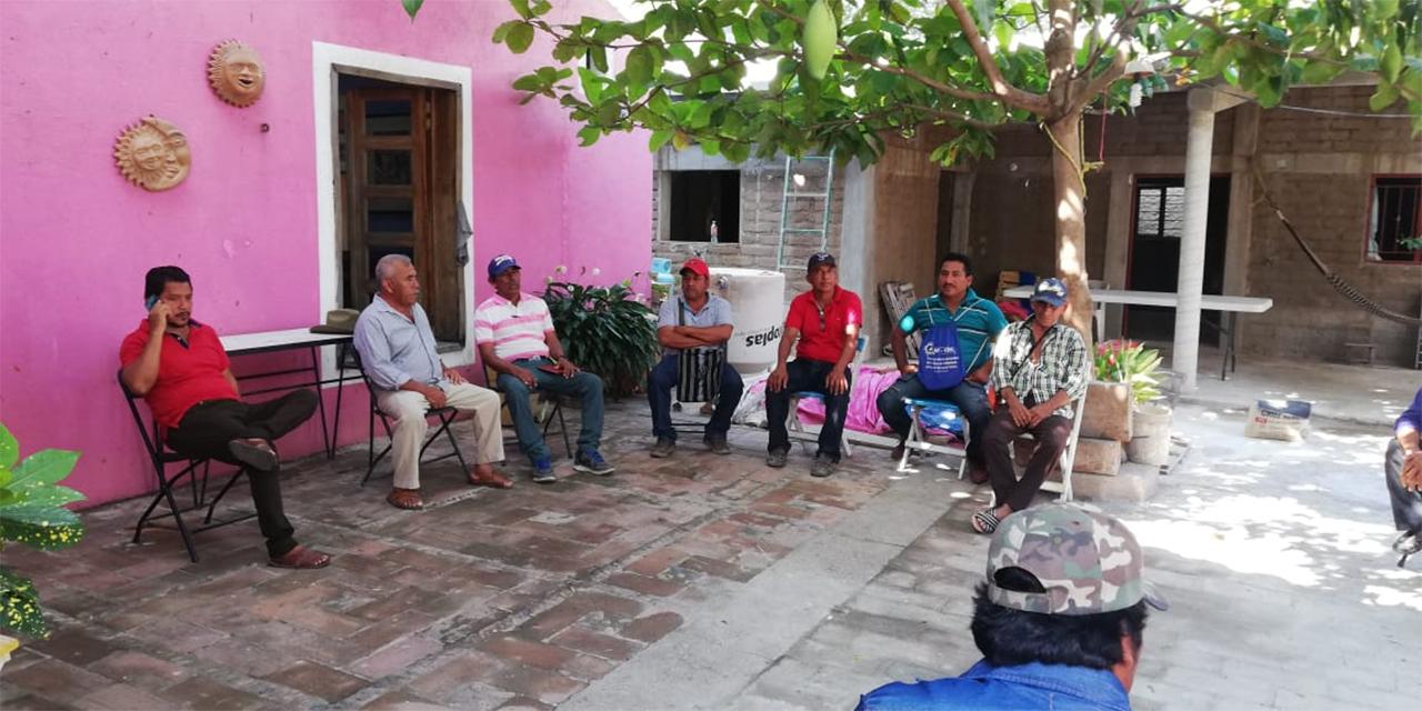Pescadores de Juchitán denuncian invasión de terrenos   El Imparcial de Oaxaca