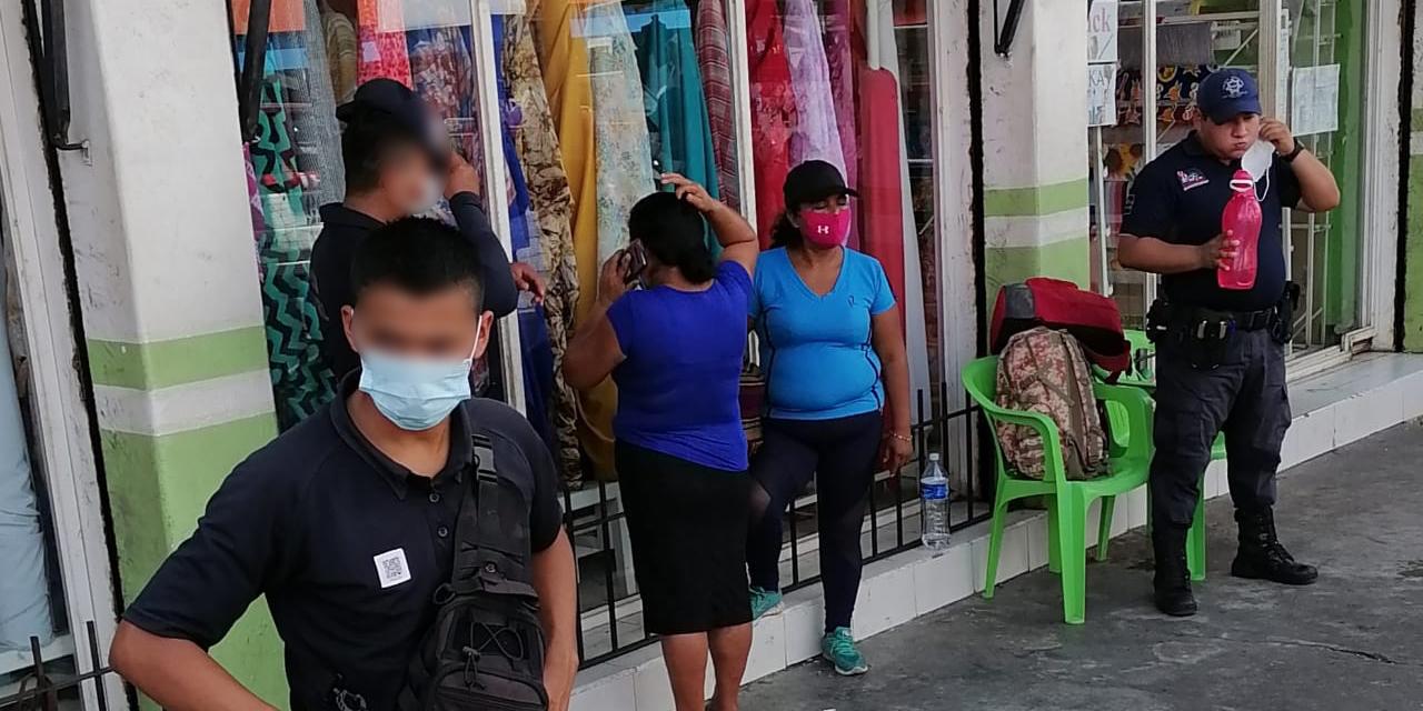 Paqueros defraudan a ciudadanos de Matías Romero | El Imparcial de Oaxaca