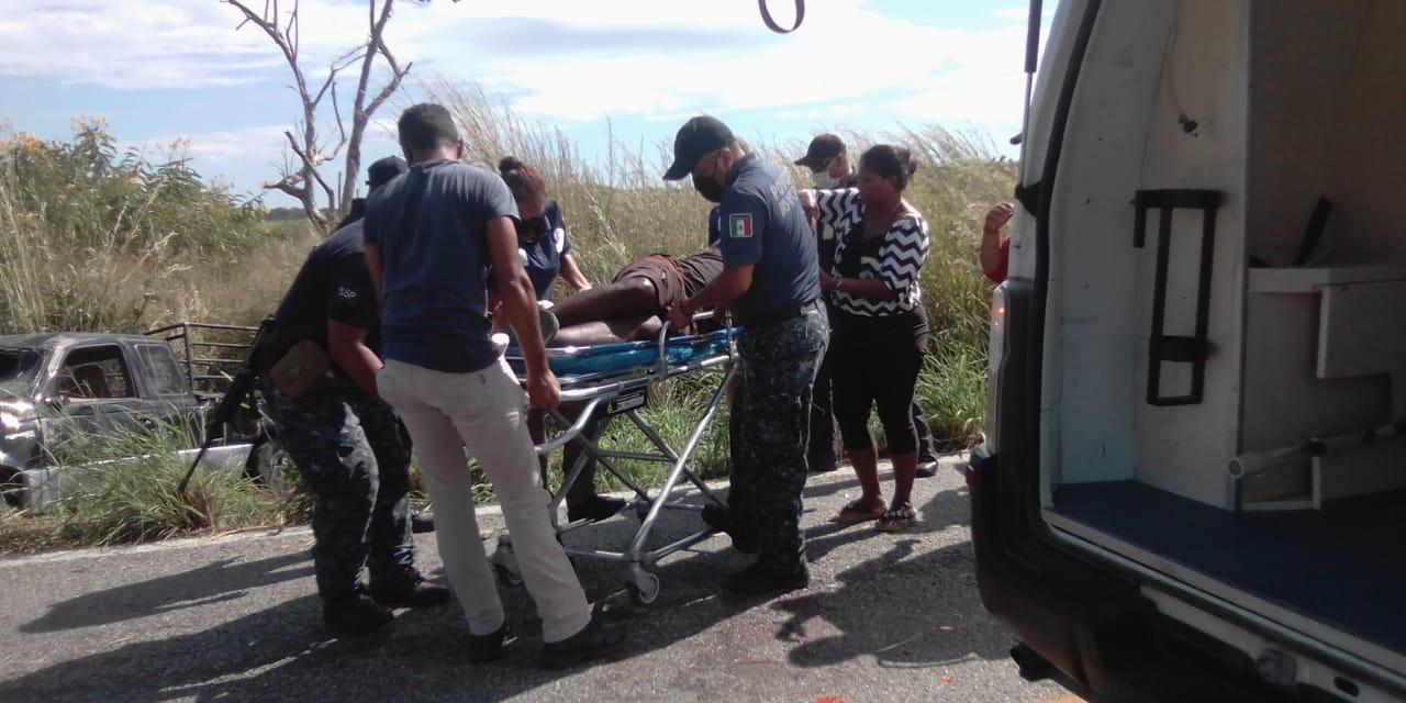 Accidente en Pinotepa Nacional deja cuatro heridos | El Imparcial de Oaxaca