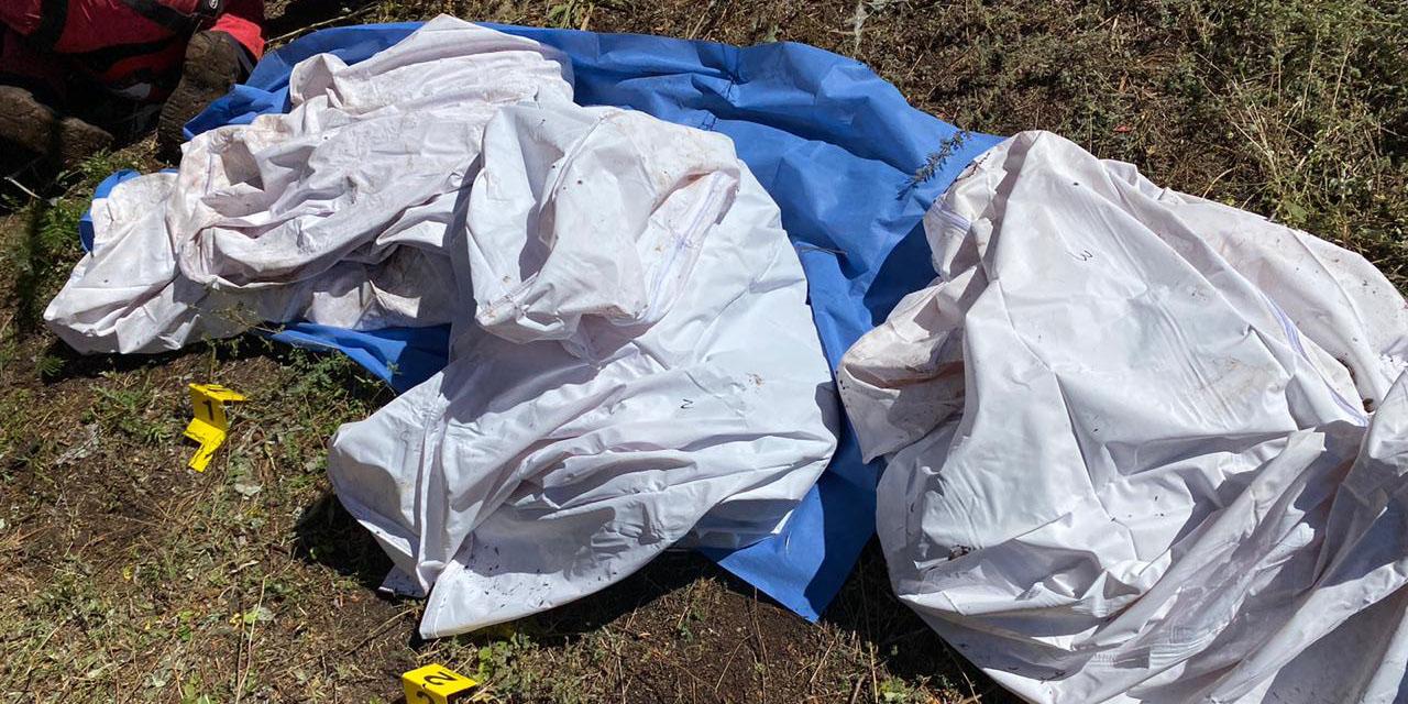 Hallan tres osamentas en San Miguel Ocotlán | El Imparcial de Oaxaca
